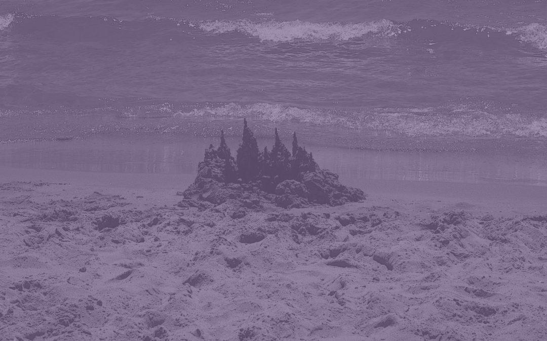 Zandkastelen en zelfregie